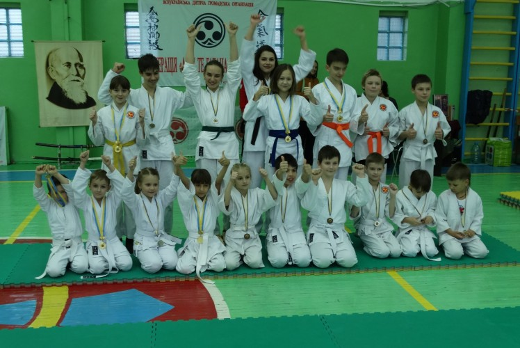 Соревнования Киев 2015
