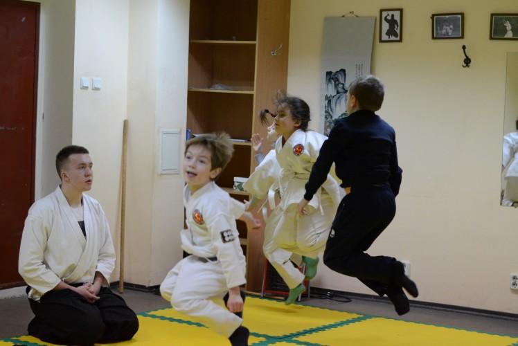 Айкидо для детей и взрослых.