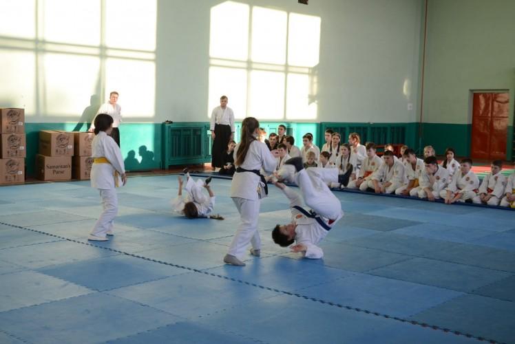 Продолжается набор групп Айкидо в залы  г.Житомира Парковый 4 и Л.Украинки 59.