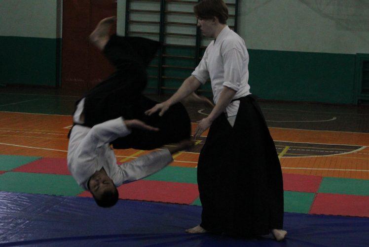 Семинар на тему: техника на соревнованиях. Фото 2017