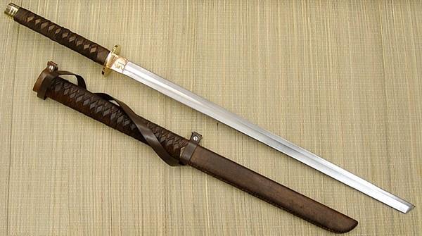 Гатана — меч Ниндзя